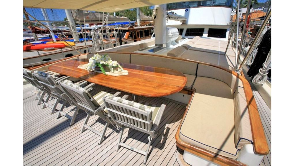 Turkish Commercial Charter Yacht for Sale (6)