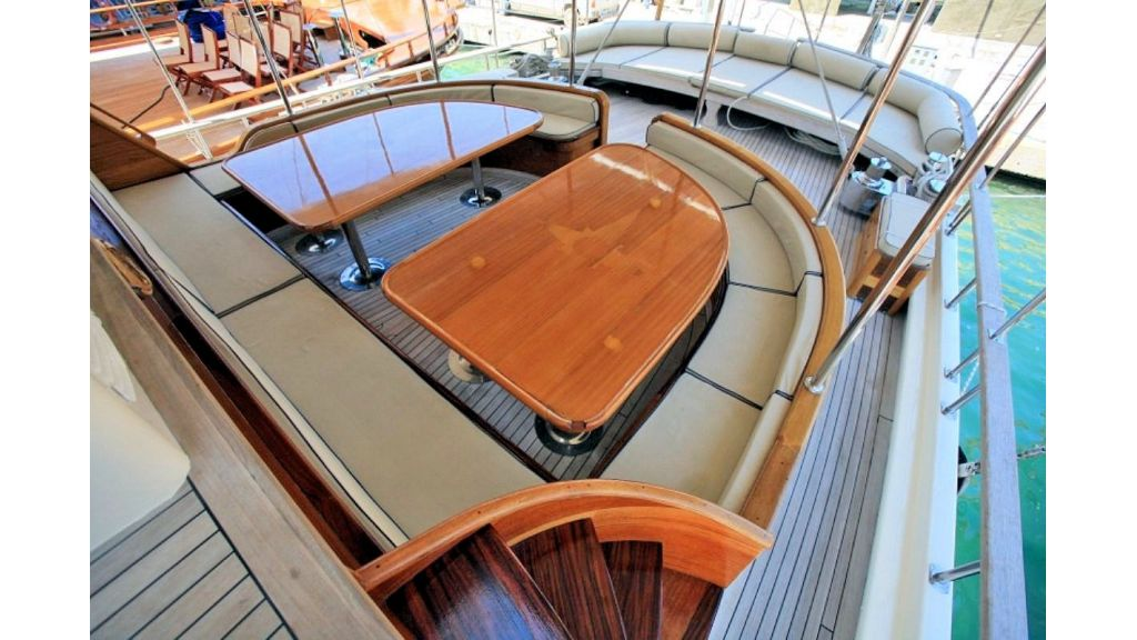 Turkish Commercial Charter Yacht for Sale (8)