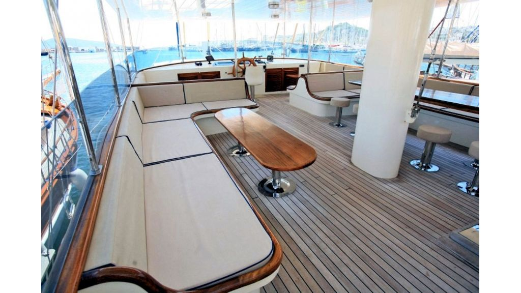Turkish Commercial Charter Yacht for Sale (9)