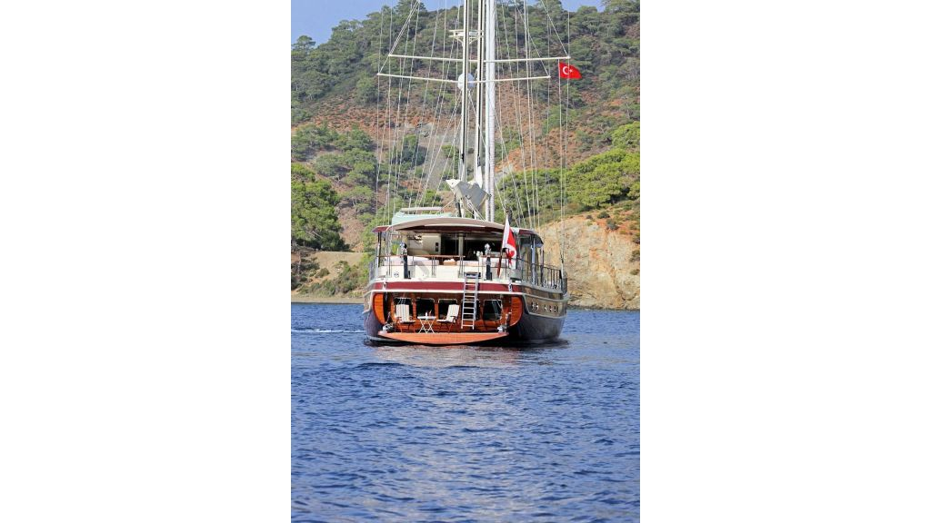 Two Masted Turkish Gulet (10)