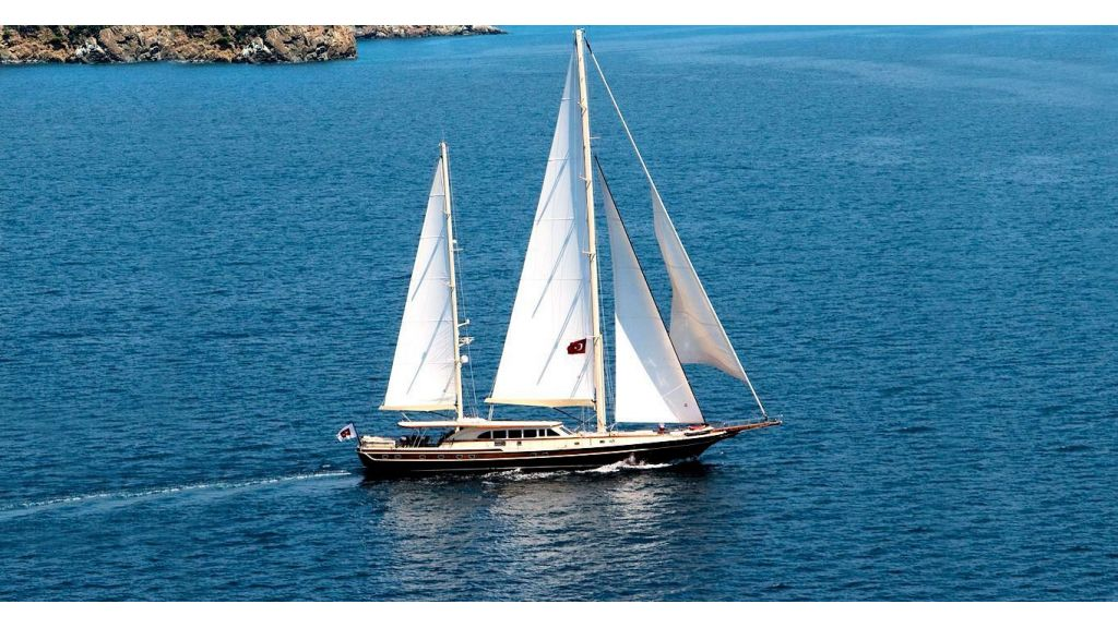 Two Masted Turkish Gulet (4) - master