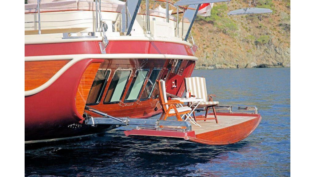 Two Masted Turkish Gulet (8)