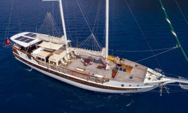 Wooden hull Gulet For Sale