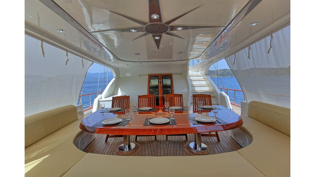 Alessandro Luxury sailing yacht