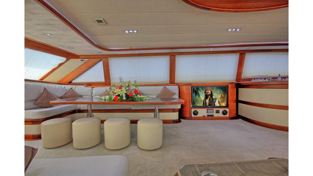 Alessandro Luxury sailing yacht-master