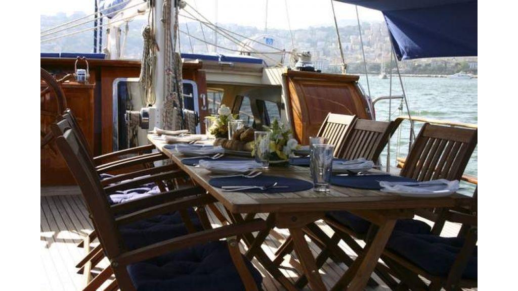 Motor Sailor yacht for sale (2)