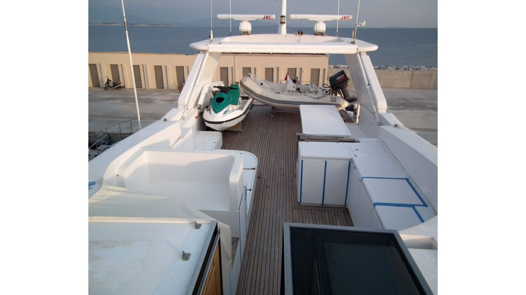 Aluminium hull motoryacht for sale (26)