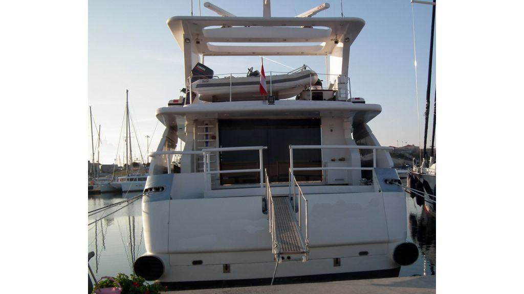 Aluminium hull motoryacht for sale (1)