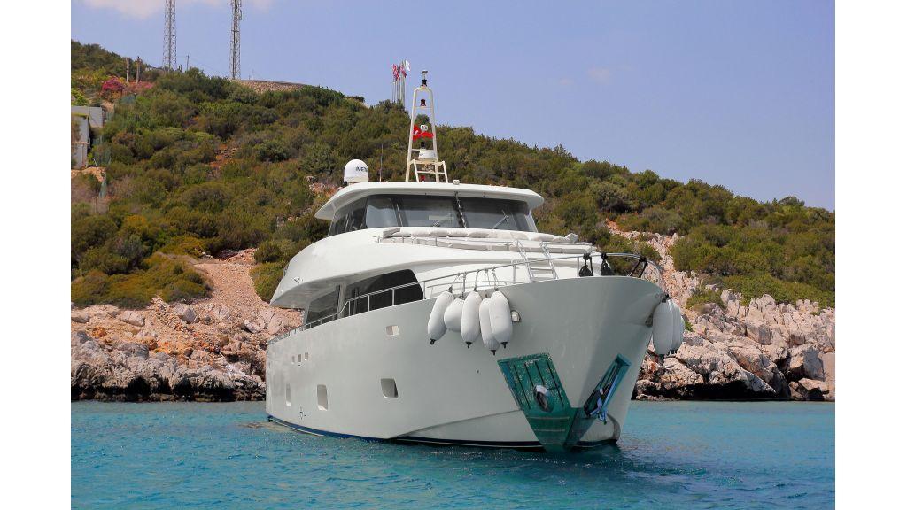28m Steel Motoryacht (60)