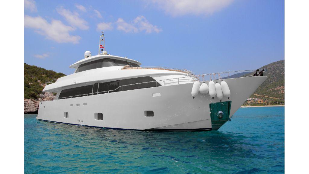 28m Steel Motoryacht (62)
