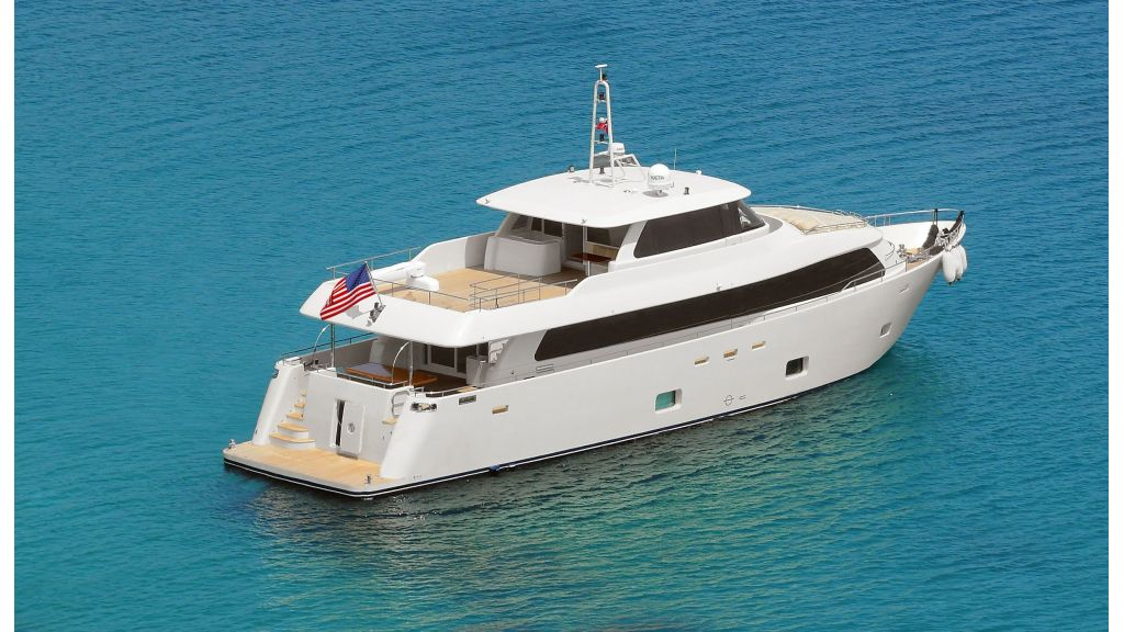 28m Steel Motoryacht
