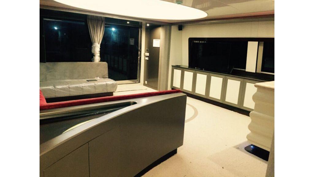 aluminium hull motor yacht(14)