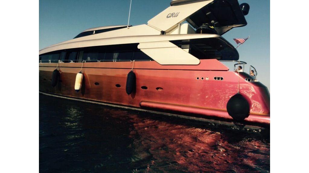 aluminium hull motor yacht(17)