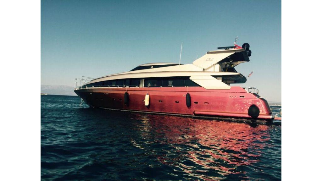 aluminium hull motor yacht(18)