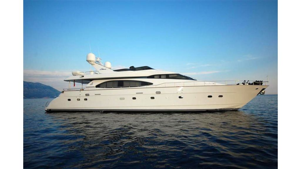 Azimut-85 - for charter
