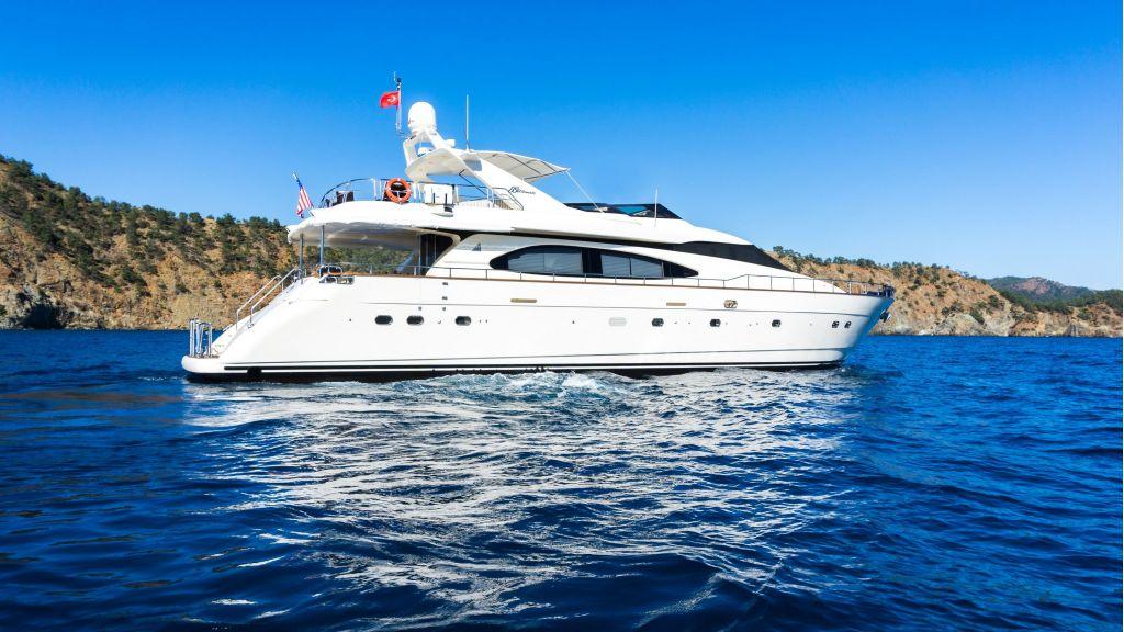 Queen A Azimut 85 motor yacht (6)
