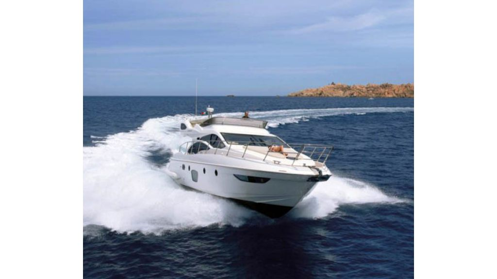 Motoryacht Azimut 47
