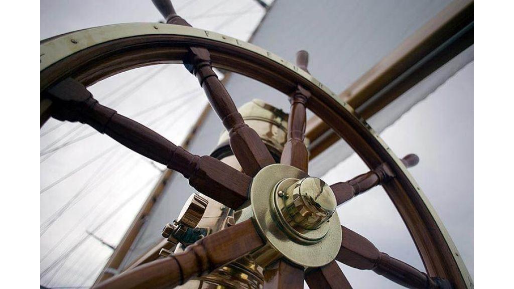 3 - Masted 52 m Steel Schooner (48)