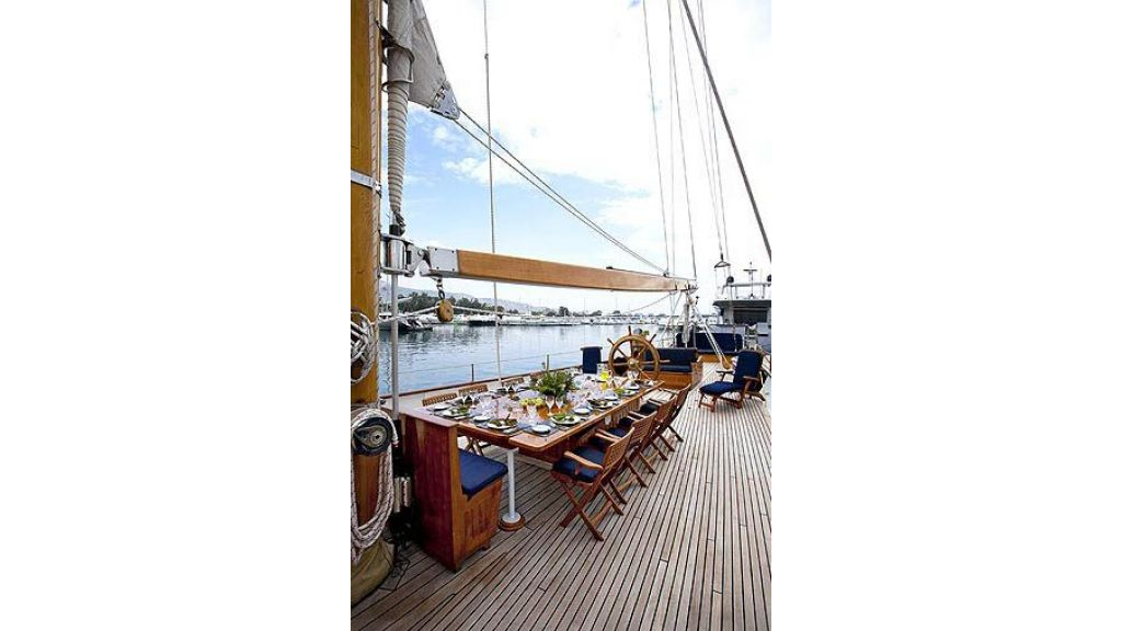 3 - Masted 52 m Steel Schooner (51)