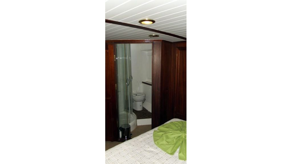 Motor Sailer Yacht