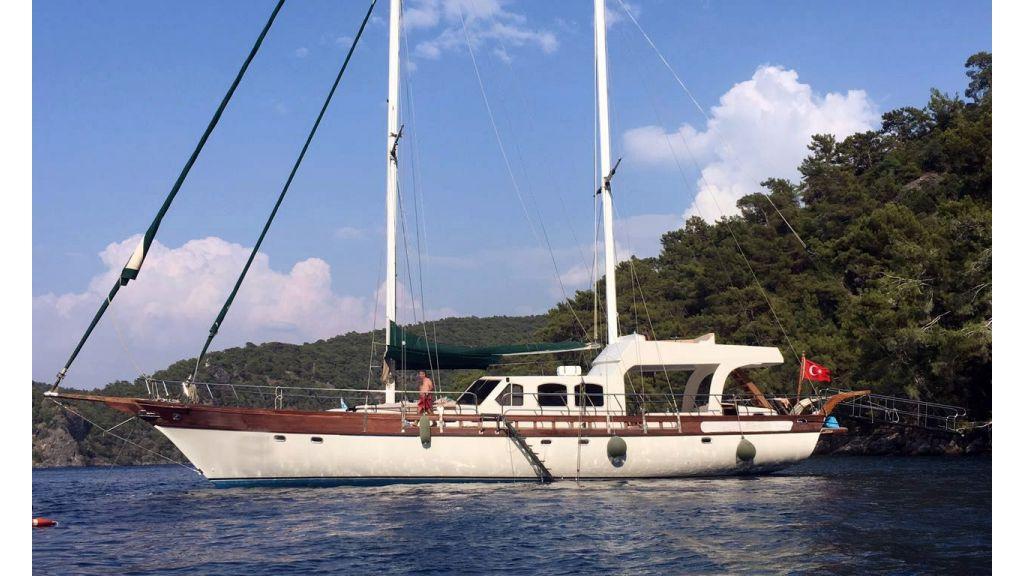 Motor Sailer Yacht For Sale