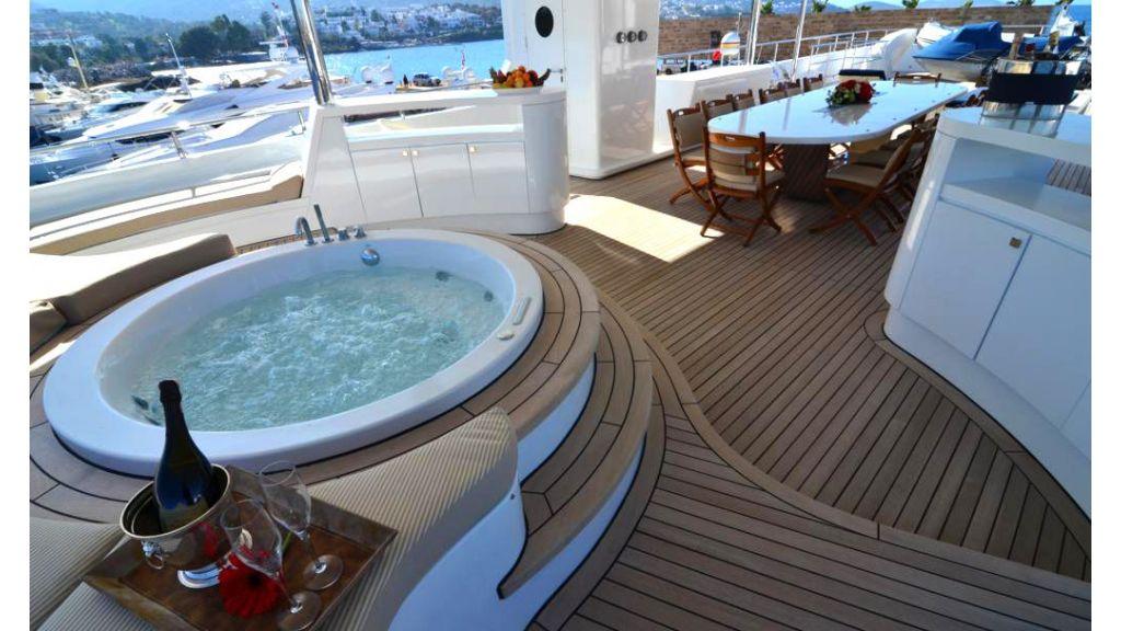 Palmarina mega yacht master