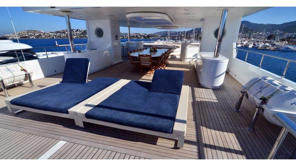 Palmarina mega yacht-master