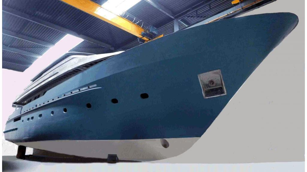 Steel Aluminium Motor yacht (1)