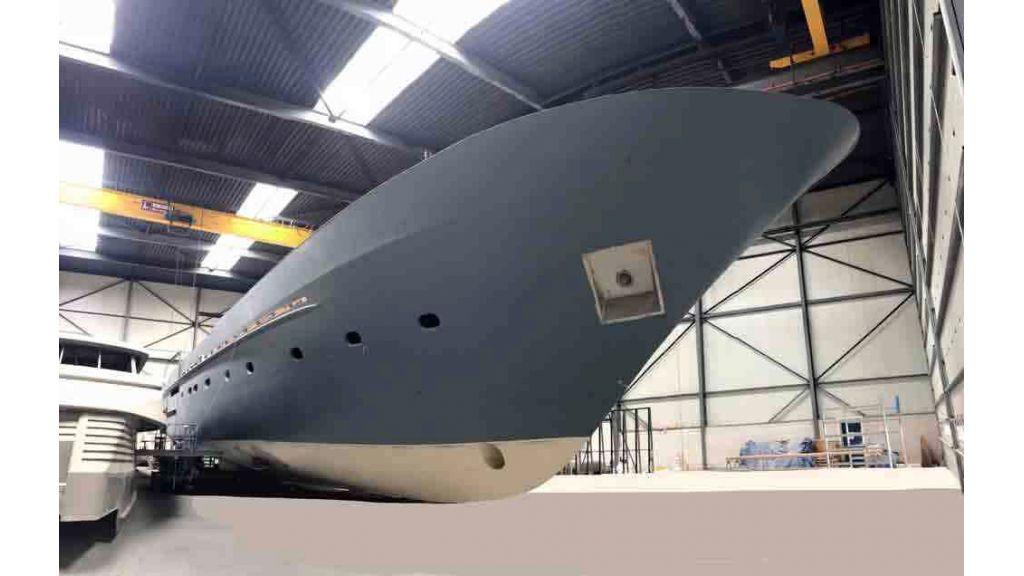 Steel Aluminium Motor yacht (3)