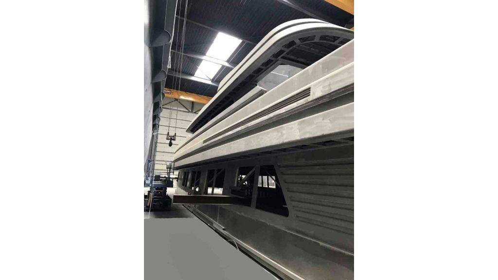 Steel Aluminium Motor yacht (6)