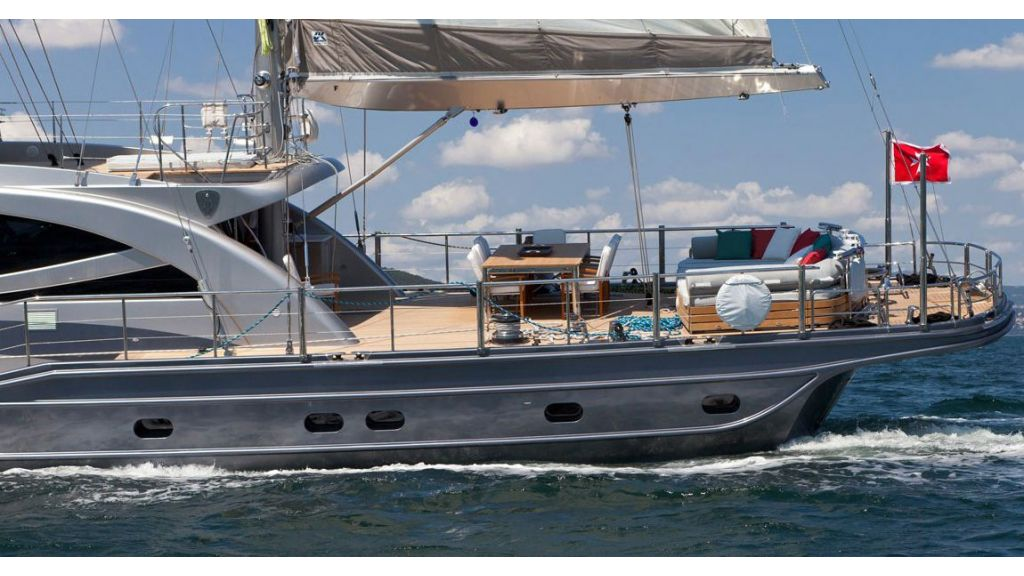 Merlin Luxury Sailing gulet master