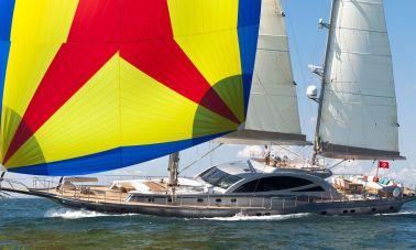 Merlin Luxury Sailing Yacht master