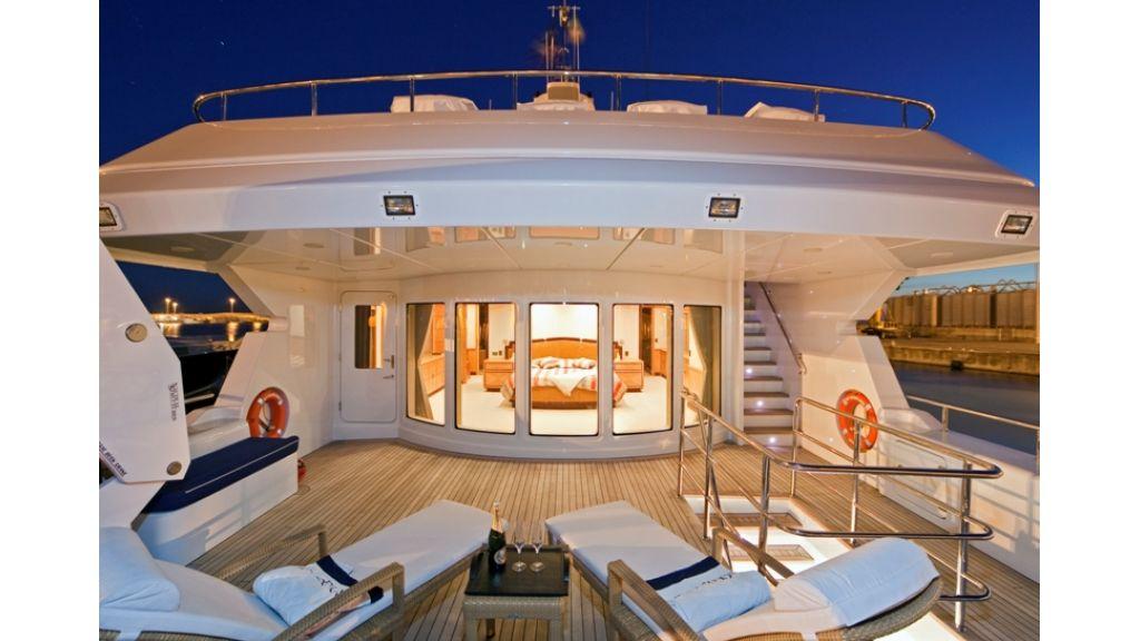 Motoryacht Golden Horn