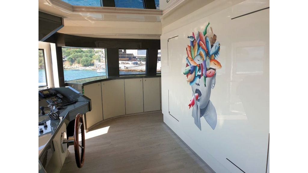 Vetro Motor Yacht - Pilot House 40