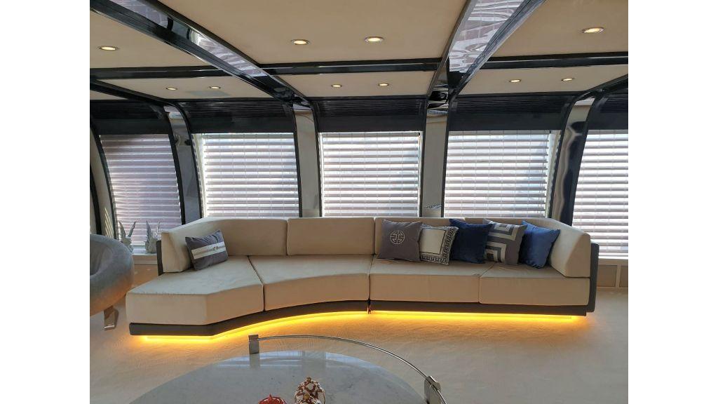 Vetro Motor Yacht - Upper Saloon 44