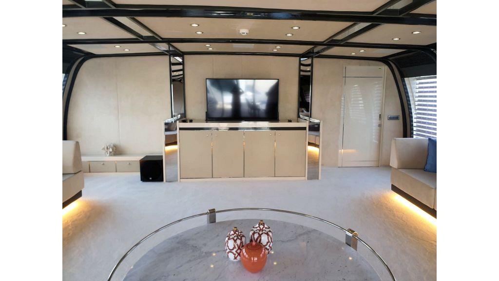 Vetro Motor Yacht - Upper Saloon 49