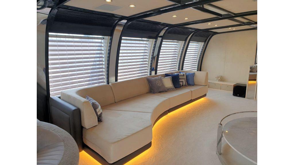 Vetro Motor Yacht - Upper Saloon 50