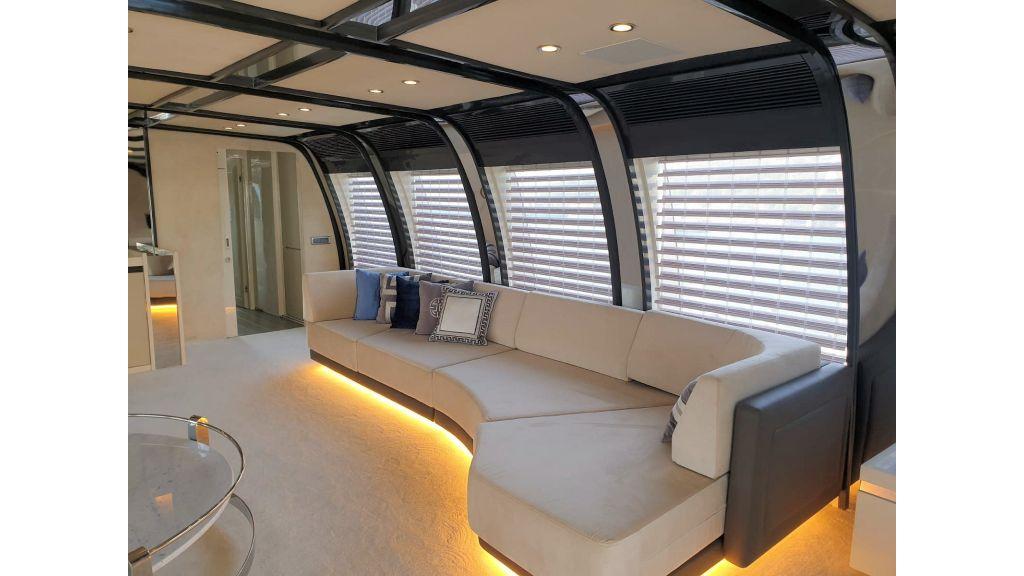 Vetro Motor Yacht - Upper Saloon 51