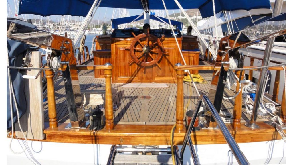 22.5 M  Steel Gulet For Sale (8)
