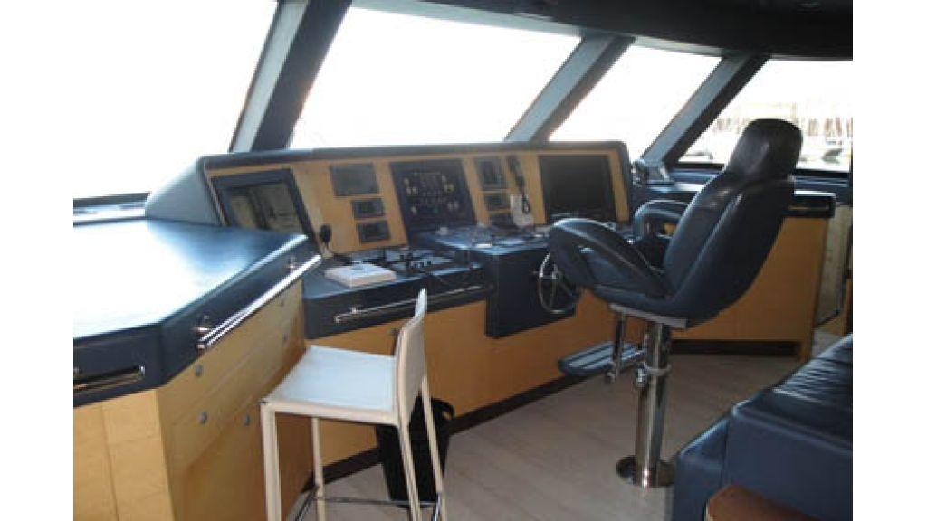 RODRIQUEZ 38 m Motoryacht (13)