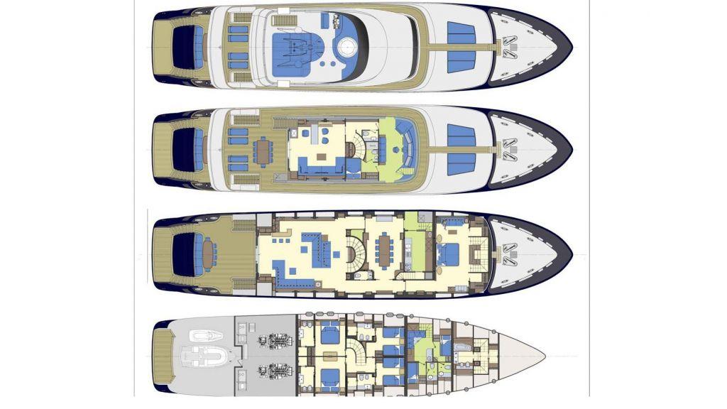 RODRIQUEZ 38 m Motoryacht (23)