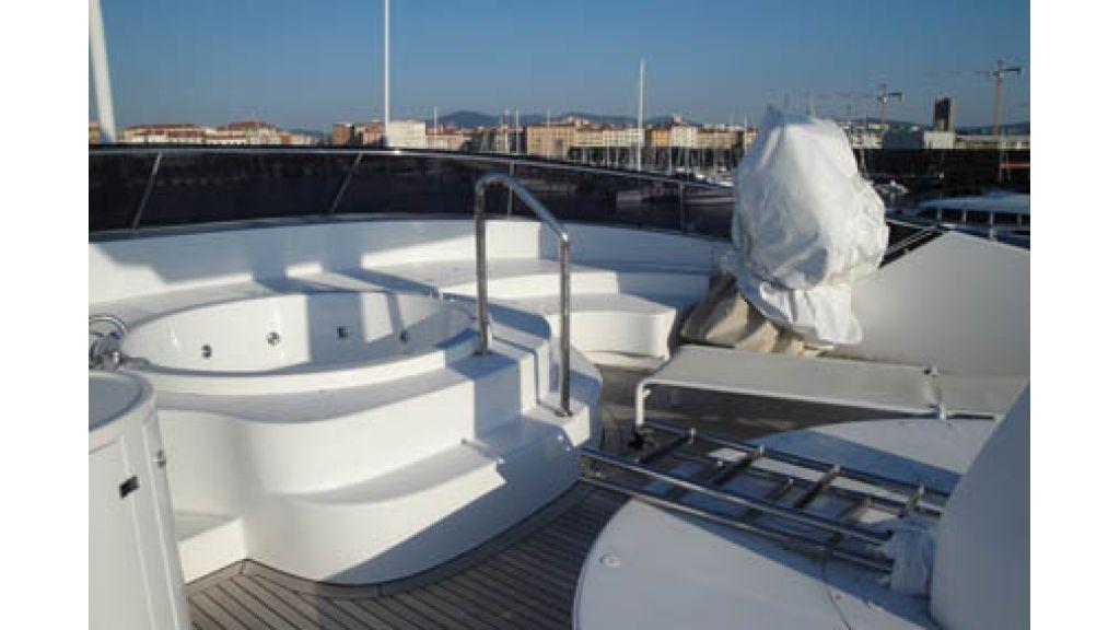 RODRIQUEZ 38 m Motoryacht (9)