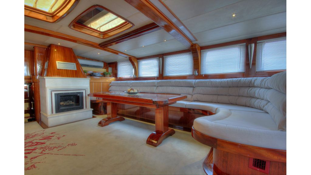 36 M Transom Gulet for sale master