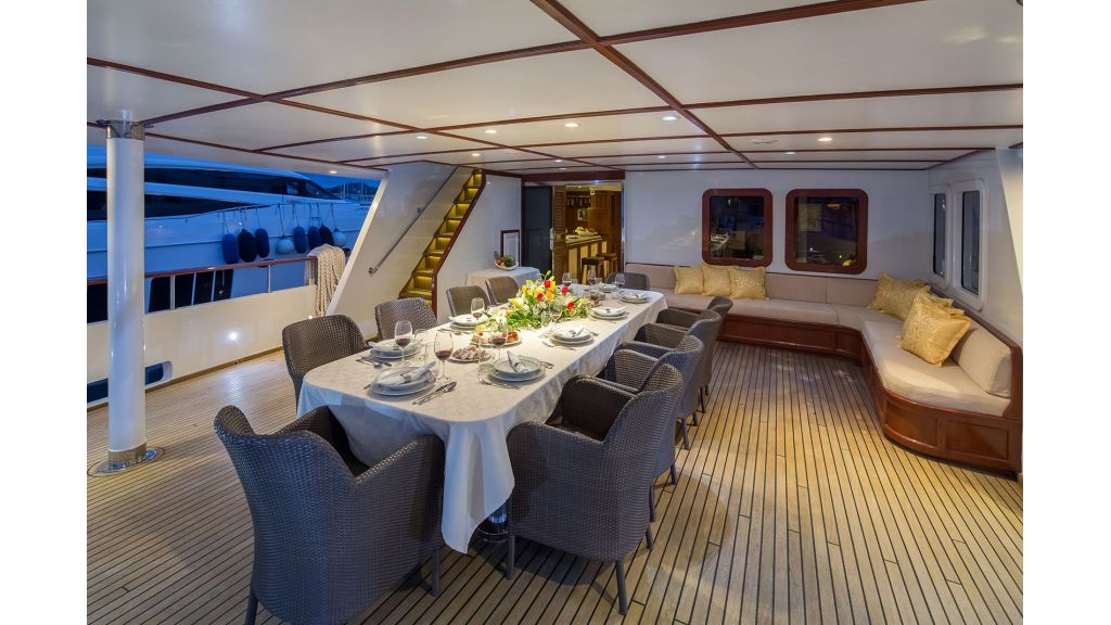 Donna Del Mare motor yacht (13)