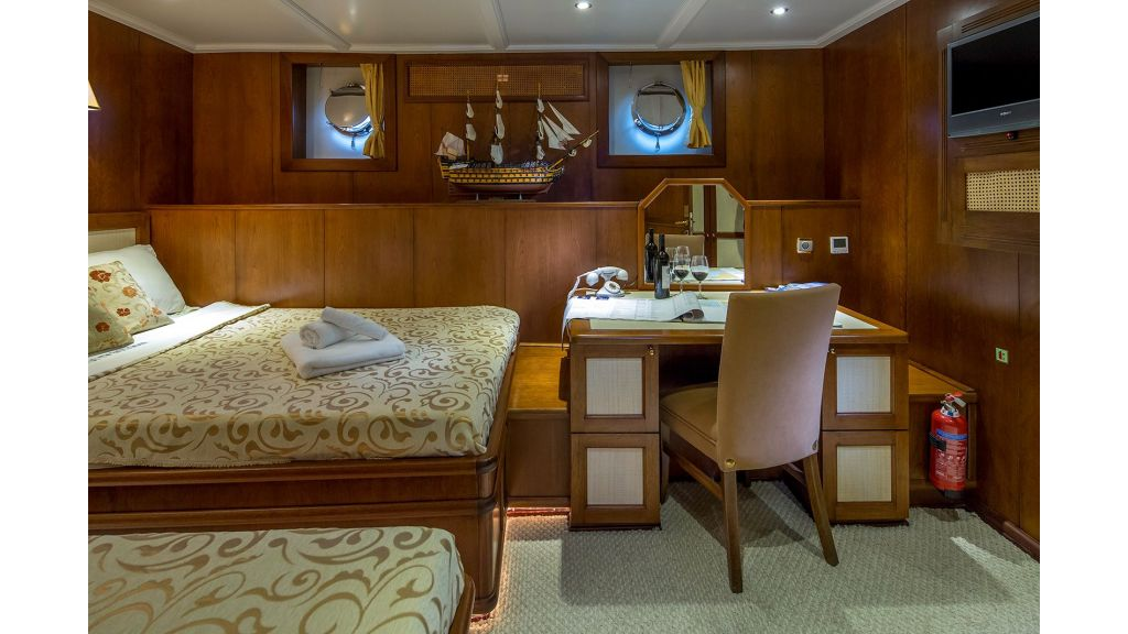 Donna Del Mare motor yacht (33)