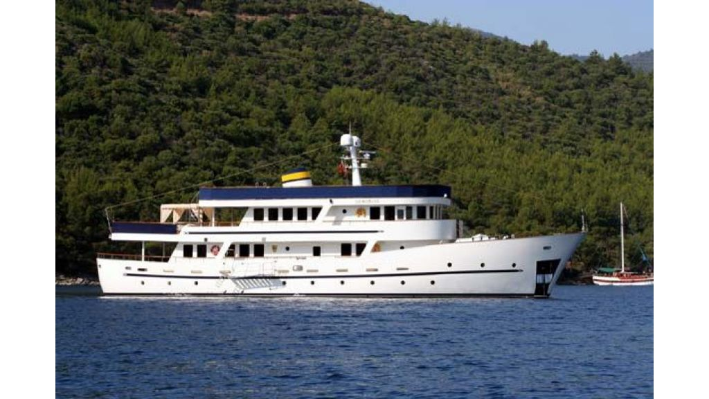 Donna Del Mare motor yacht (4)