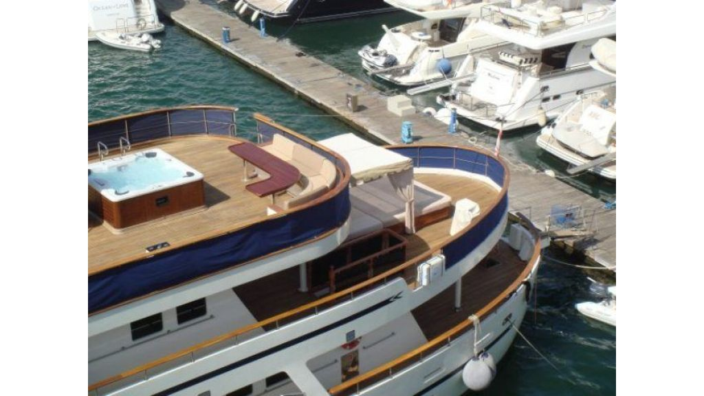 Donna Del Mare motor yacht (57)