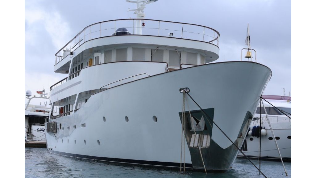 Donna Del Mare motor yacht (6)