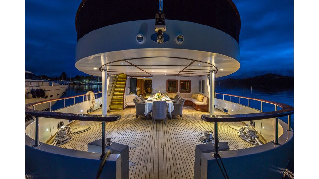 Donna Del Mare motor yacht
