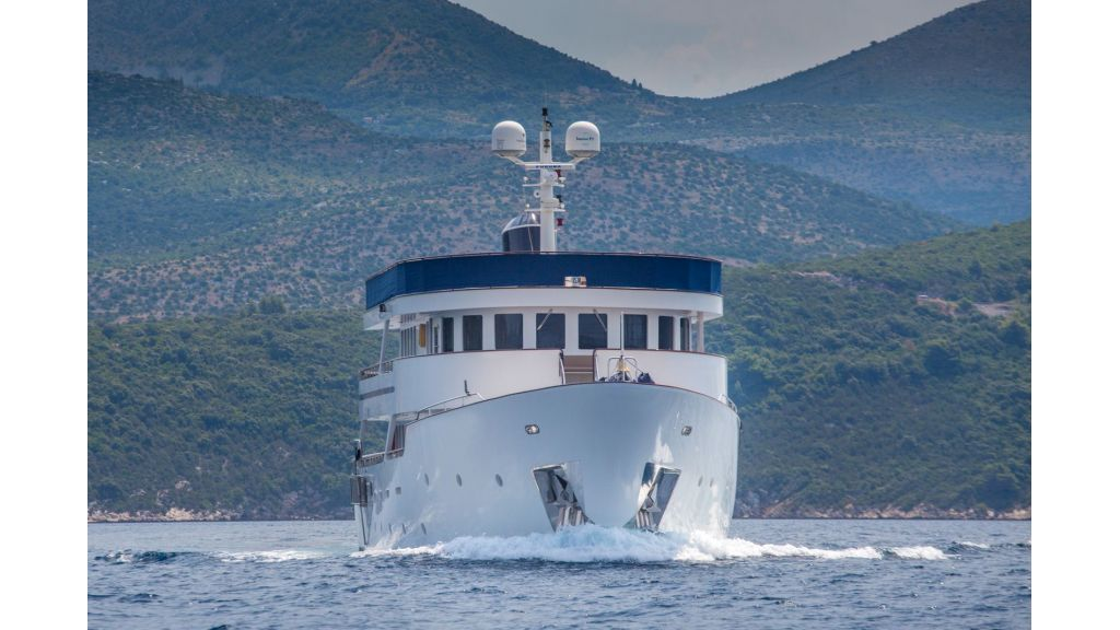 Motor Yacht Donna Del Mare - master2